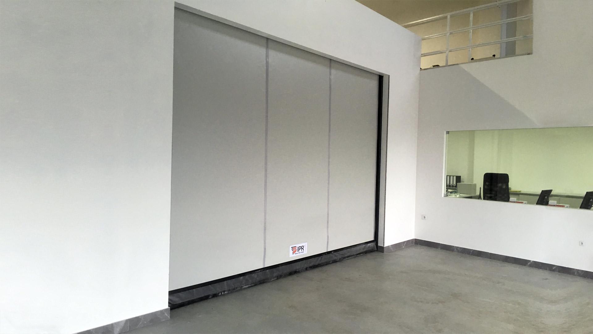 Porta rápida - FlexiRun IPR Portugal