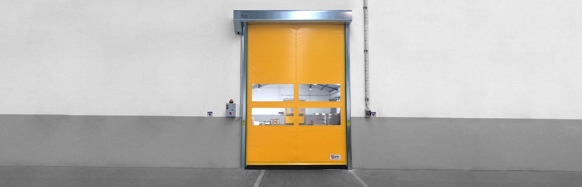 Flexirun - Portas rápidas industrial IPR