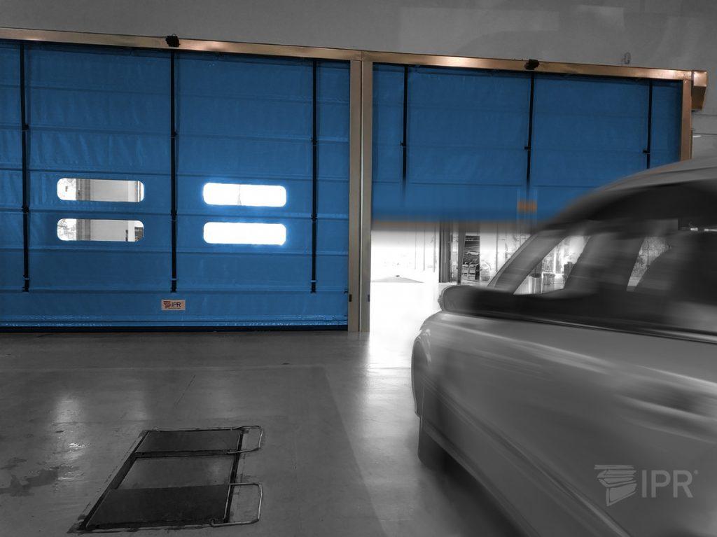 Need for speed? Portas Rápidas IPR Belt