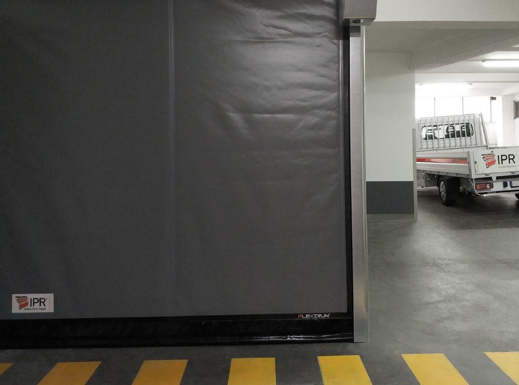 Portas Rápidas Industriais IPR Flexirun